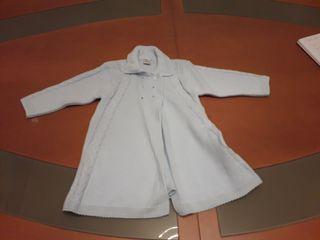 abrigo de punto bebe 12 meses