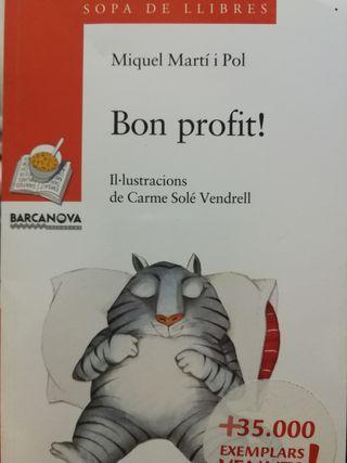 libro Per molts anys / Bon profit