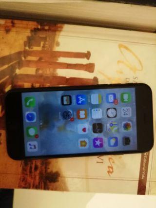 iphone 7 con garantía, impoluto