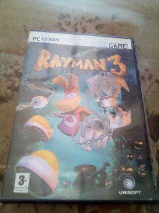 vendo juego pc rayman 3 en buen estado por 3 euros