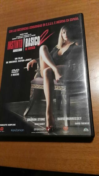 Instinto Basico Edicion 2 Dvds