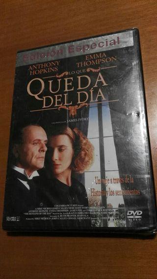Lo que queda del dia-Dvd Precintada