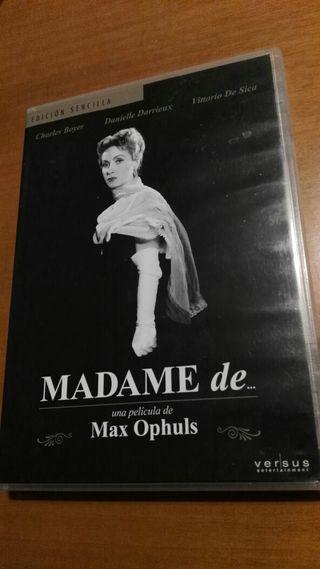 Madame De-Dvd