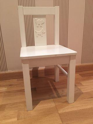Infantil Modelo 95 € 4 En Ikea Kritter Por Segunda Silla Mano De QrdEexBWCo