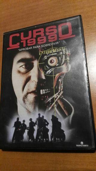 Curso 1990-Dvd