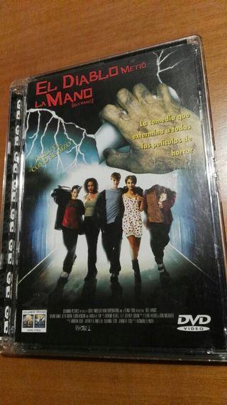 El diablo metio la mano-Dvd