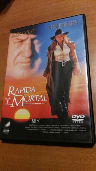 Rapida y mortal-Dvd