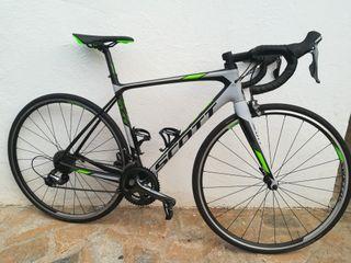 Bicicleta de carretera Scott carbono talla S