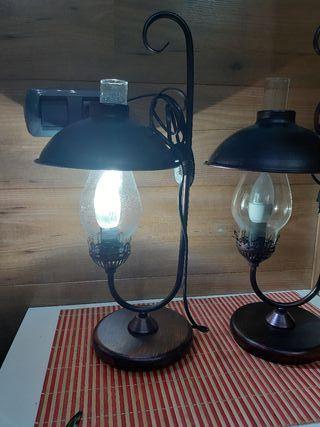 lampara mesita lamparitas