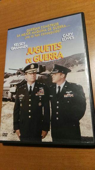 Juguetes de guerra-Dvd