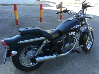 Moto Suzuki Marauder 125cc