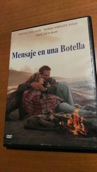 Mensaje en una botella-Dvd