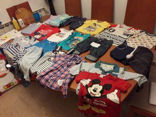 lote ropa bebe verano de 3 a 6 meses
