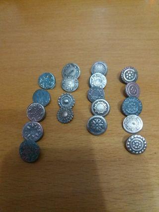 botones visigodos romanos arabes