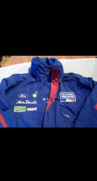 chaqueta cazadora ford bp abu dhabi