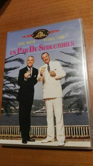 Un par de seductores-Dvd
