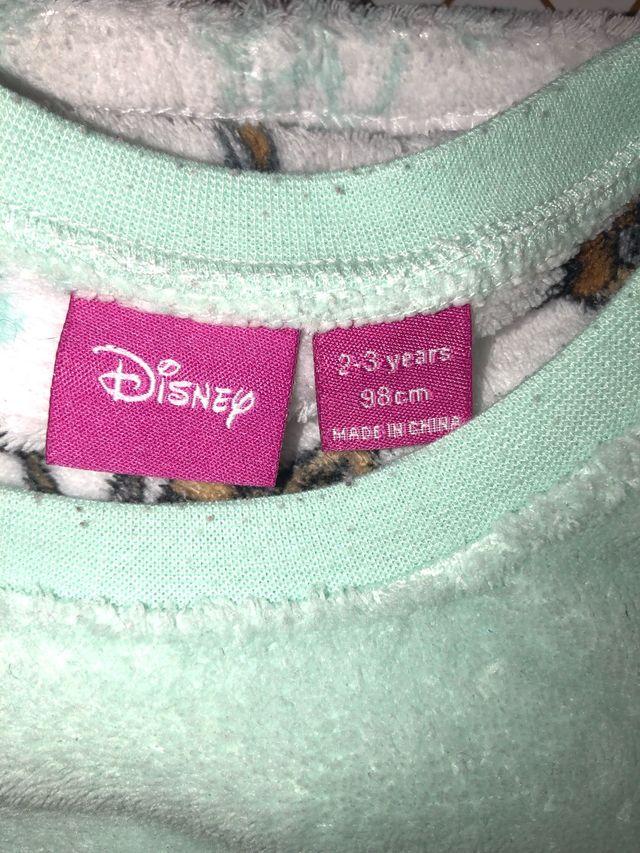 Pack dos pijamas invierno 2/3 años