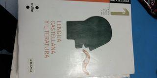 Libros de 1º de Bachillerato en Catalan