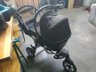 carrito bebe completo slalom-pro jane