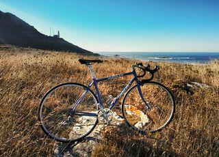 bicicleta vintage de carretera