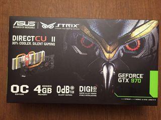 Asus GeForce Strix GTX 970 DirectCU II OC