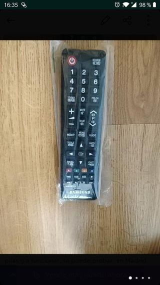 mando tv Samsung smart tv
