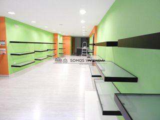 Local comercial en alquiler en Casco Viejo en Ourense