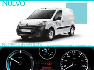 Citroen Berlingo ELECTRIC CLUB 4P