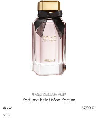 Perfume Eclat Mon Parfum ORIFLAME
