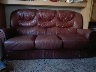 sofa y 2 butacas