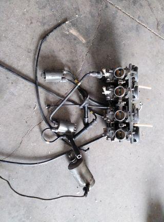 Recambio Kawasaki ZZR 600