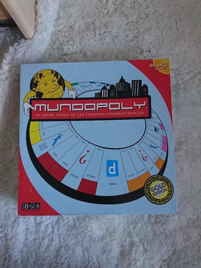 Mundopoli (monopoli)