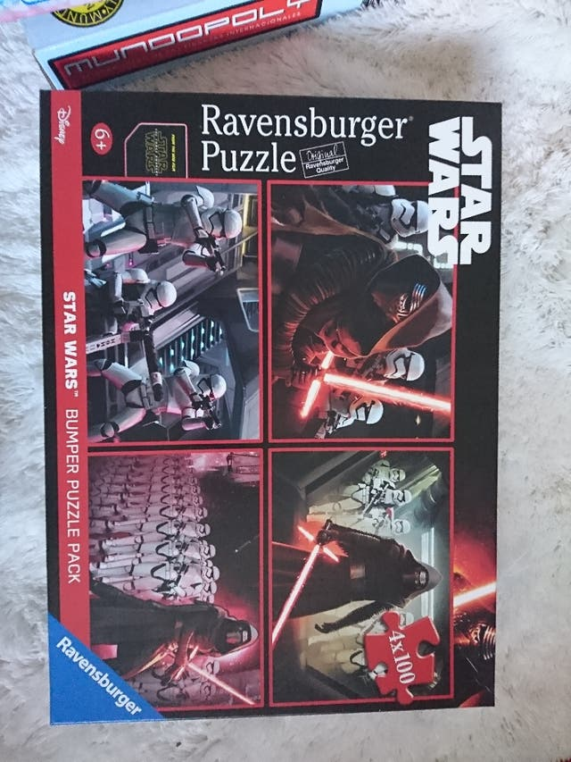 Puzzles Star Wars