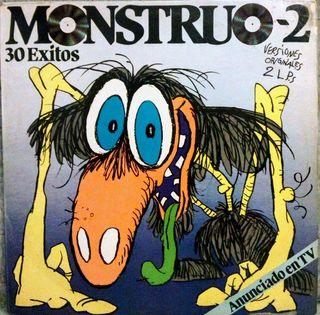 Disco Vinilo Monstruo 2