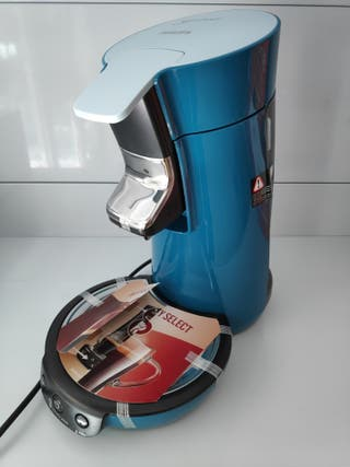Cafetera Philips Senseo Cápsulas Nueva Garantia