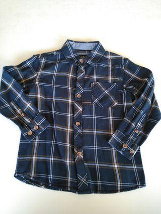 Camisa niño 3-4 años Tiffosi