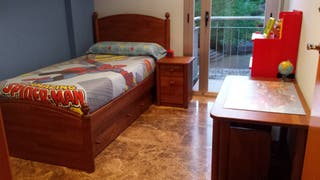 Habitación Niño/a sin armario