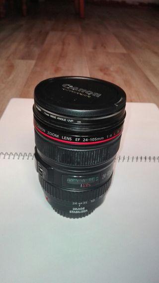 Objetivo Canon EF 24-105mm