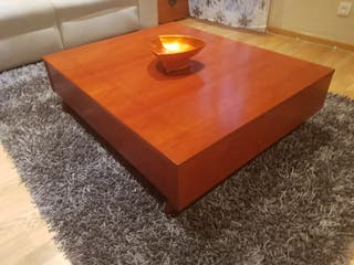 mesa del centro