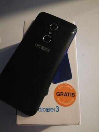 Alcatel 3 nuevo a estrenar