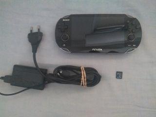 Consola PS Vita Ver.3.57