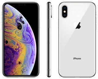 Iphone XS 256Gb Plata