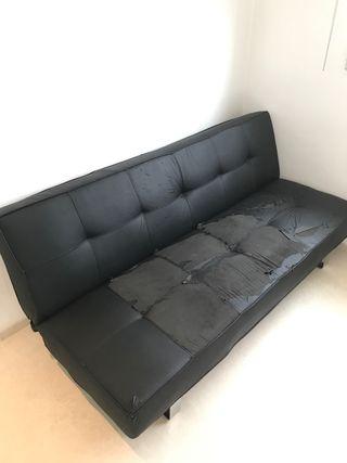 Sofà cama plegable
