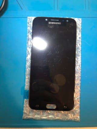 Pantallas iPhone 5,5s,8, Samsung j7 y huawei p20li