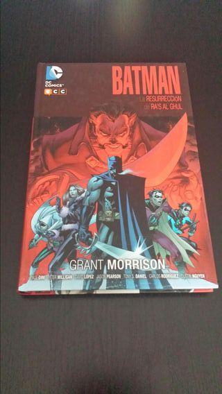 Batman: La resurrección de Ra's Al Ghul - Morrison
