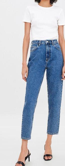 Pantalón Zara Mom Fit