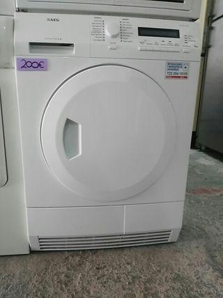 Secadora de segunda mano de 8kg
