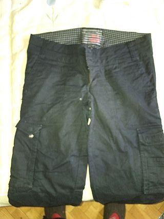 pantalon negro Hurley x