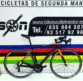 Bicicleta Orbea orca m20 impecable
