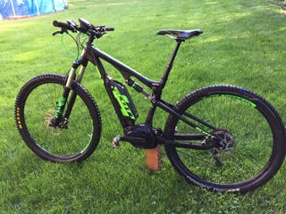 Bicicleta electrica scott genius910